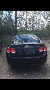 Lexus GS450H 2007 for sale $10,000.00 *rebuilt title*