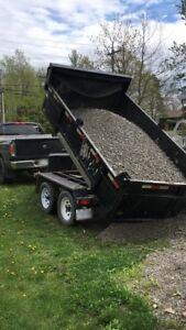 3/4 CRUSH DELIVERY ***GRAVEL***