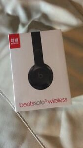 Beats solos 3 wireless. Brand new, never opened.