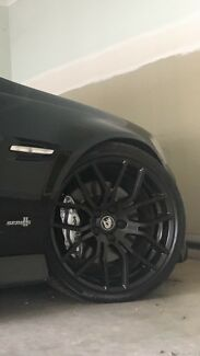 Vf hsv wheels  Morisset Lake Macquarie Area Preview