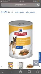 12 brand new science diet adult dog food exp 2020 obo