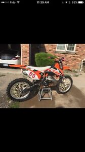 2013 KTM 250sx MUST SEE
