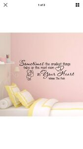 Wall decal kids room Dingley Village Kingston Area Preview