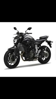 Brand new Yamaha MT07 LAMS APPROVED