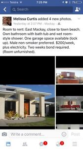 Room for rent Homebush Mackay Surrounds Preview