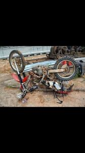 Crf 150 parts bike or part out