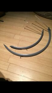 Front and Rear Fender/Mud Guard