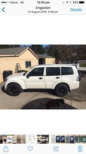 2011 NT GL Pajero - With 2yrs Warranty Gawler Gawler Area Preview