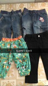 Size 0 boys. All for $5 Morayfield Caboolture Area Preview