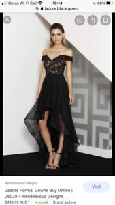 J'adore black ball gown - worn once