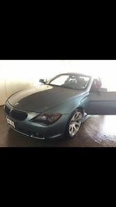 2005 BMW 645 Complete part out