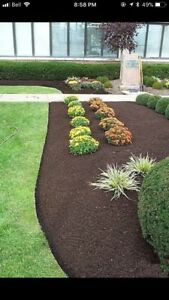 Landscaping mulch and more