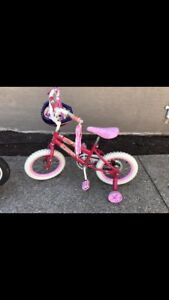 Children's training bike