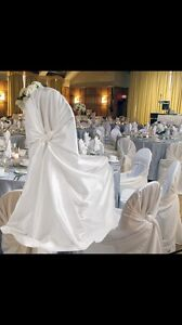 Chair cover for rent!!