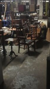 Warehouse full of furniture must go