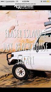 Fraser Island 2 day 1 night tour - Dropbear Adventures for 1/18 Fraser Island Fraser Coast Preview
