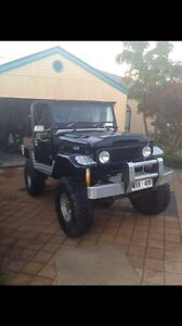 Fj shorty land cruiser rolling shell (now has 253v8 conversion) Riverglades Murray Bridge Area Preview
