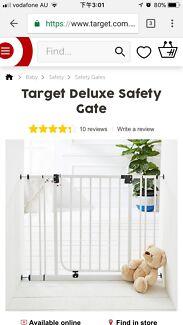 Metal Safety Gate * 2