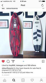 Matt Hoy's board