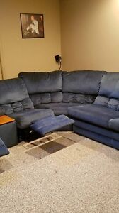 Very good condition sectional