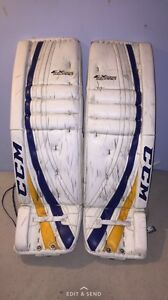 Ccm extreme flex goalie gear