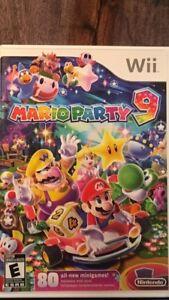 Mario Party 9 - Wii - jeux vidéo