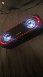 Bluetooth Portable Speaker Sony