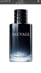 Sauvage Christian Dior 200ml for men