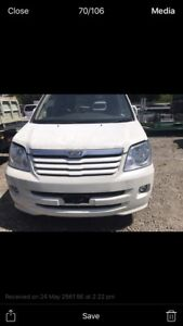 Toyota  Noha voxy wrecking parts imported voxy parts Kingswood Penrith Area Preview