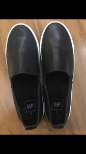 BRAND NEW GAP SNEAKERS (REAL LEATHER) (MOVING SALE)