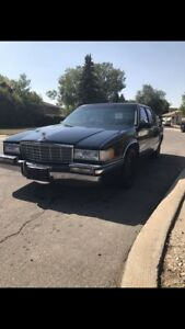 1992 Cadillac Deville( must go)!