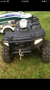 Polaris 4 wheeler