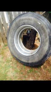 Truck tyres & rims Kallangur Pine Rivers Area Preview