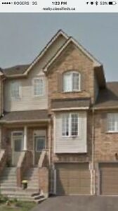 Townhouse Available for Lease in Oakville for $2300 per months