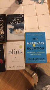 National bestsellers and other books