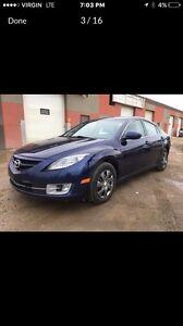 Mazda 6 2010 for sale $8900 OBO