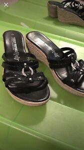 2. Pair Italian sandals
