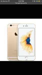 iPhone 6s 128 GB unlocked for all carriers