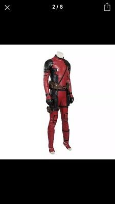 Deadpool Costume Deluxe!