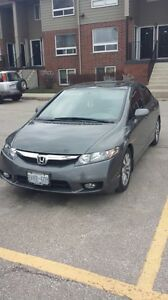 09 Honda Civic Low Kms and Very Clean!