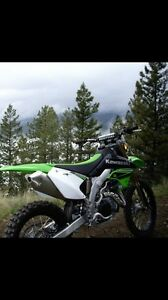 Kawasaki KLX450R 4stroke for sale