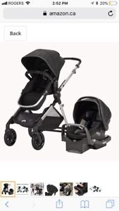 New Evenflo Sibby Travel System with LiteMax
