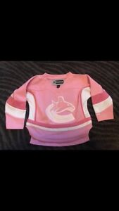 Baby Canucks jersey 12 month