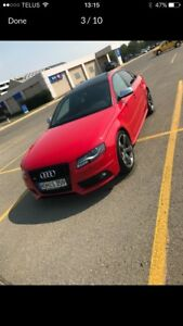 2012 Audi S4 Nav/ leather/ 333HP