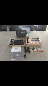 In the box special edition wii