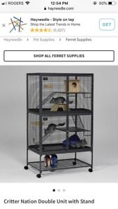 Ferret nation cage & reptile supplies