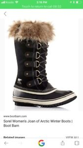 Woman's sorel winter boots