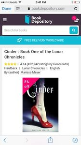 Looking for the lunar chronicle books