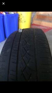Tires -07 Hyundai Accent