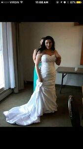 SIZE 14 WEDDING DRESS